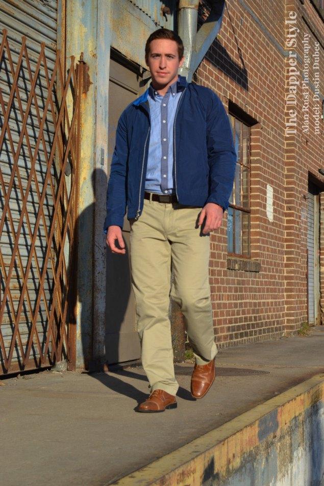 dustin dubec spring jacket style